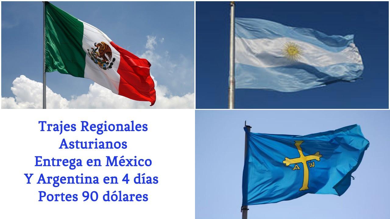 Traje Regional de Asturiano